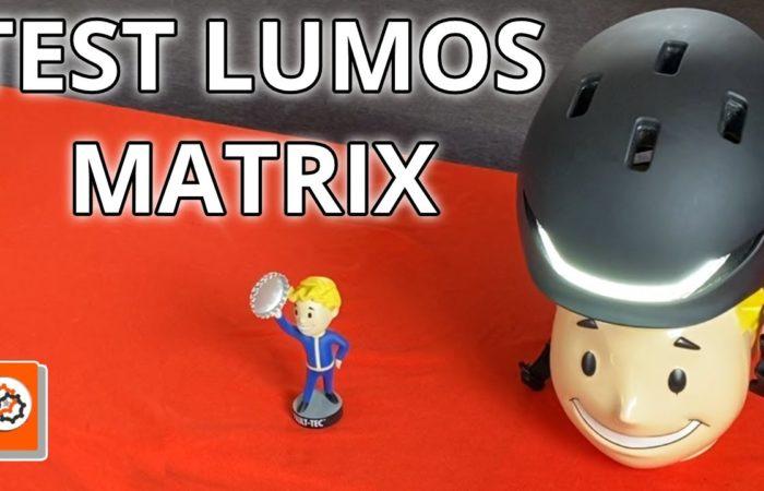 TEST LUMOS MATRIX