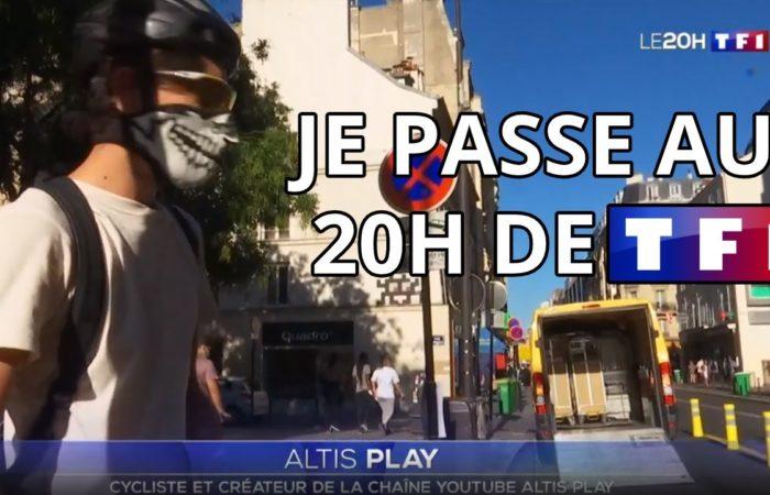 JE PASSE AU 20H DE TF1  (analyse)