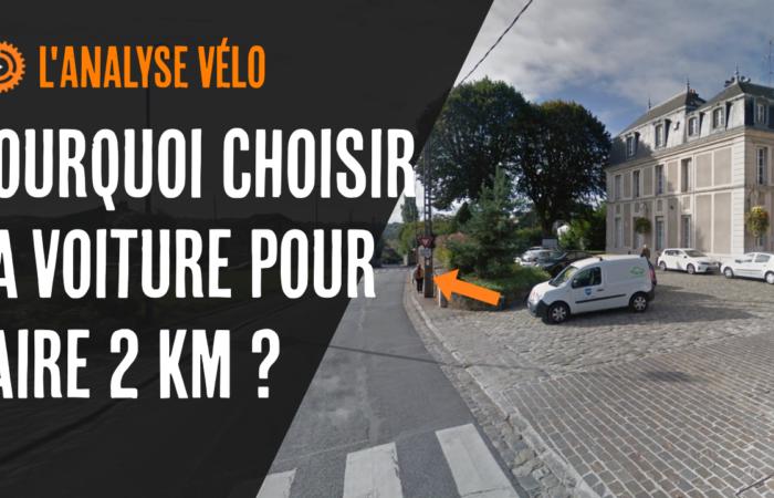 Pourquoi choisir la voiture pour faire 2 km ?