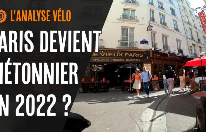 Paris piéton en 2022 ?